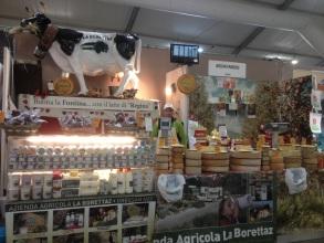 vache en résine personnalisée